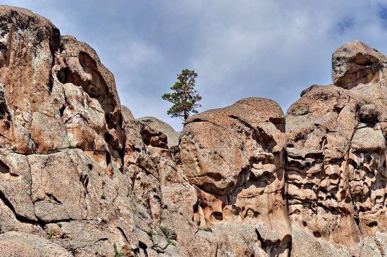 Bizarre Rocks of the Kent Mountains, Kazakhstan, photo 14