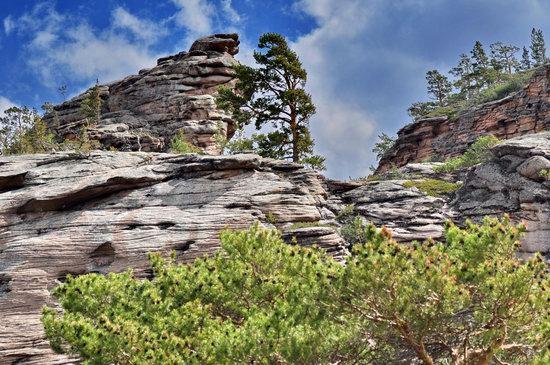 Bizarre Rocks of the Kent Mountains, Kazakhstan, photo 2