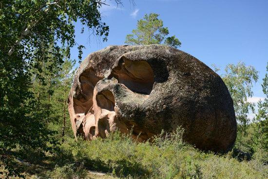 Bizarre Rocks of the Kent Mountains, Kazakhstan, photo 20