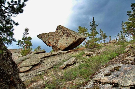 Bizarre Rocks of the Kent Mountains, Kazakhstan, photo 5