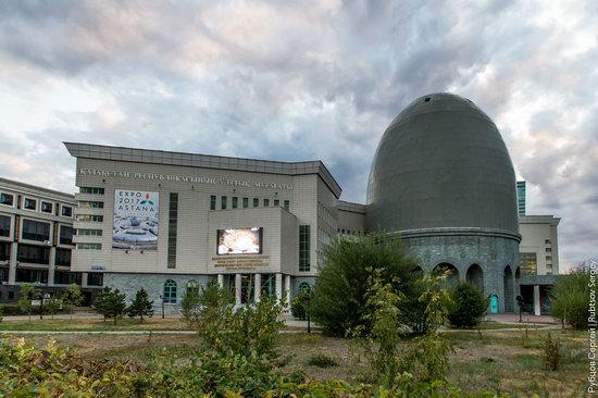 Walking through the center of Astana, Kazakhstan, photo 10