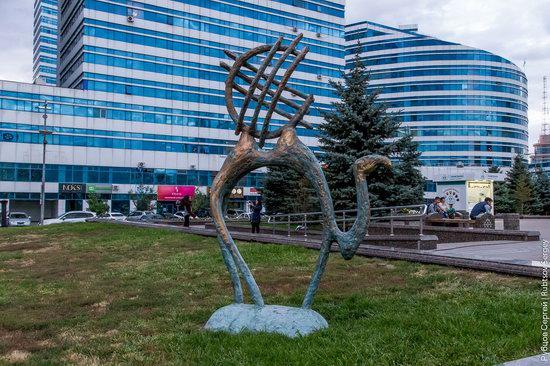 Walking through the center of Astana, Kazakhstan, photo 15