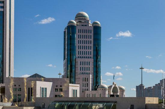 Walking through the center of Astana, Kazakhstan, photo 9