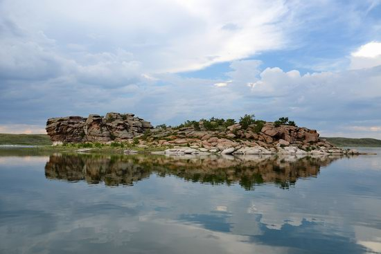 Picturesque landscapes of Bayanaul Mountains, Kazakhstan, photo 9