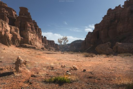 Valley of Castles in Charyn Canyon, Kazakhstan, photo 3