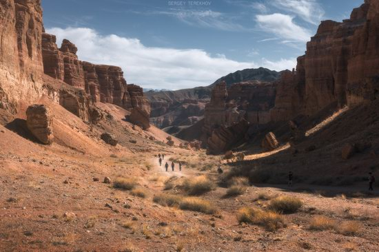 Valley of Castles in Charyn Canyon, Kazakhstan, photo 5