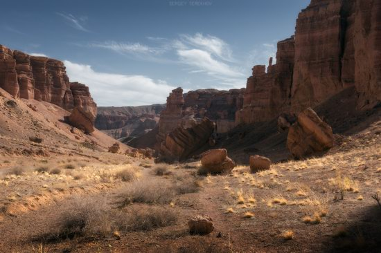 Valley of Castles in Charyn Canyon, Kazakhstan, photo 6