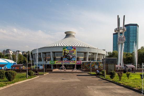 Walk around the center of Almaty, Kazakhstan, photo 20