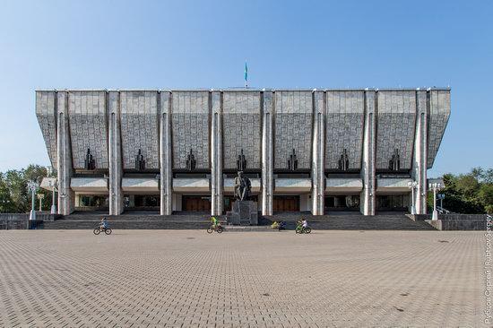 Walk around the center of Almaty, Kazakhstan, photo 22