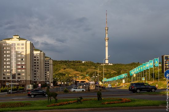 Walk around the center of Almaty, Kazakhstan, photo 26