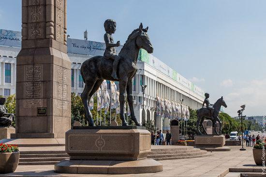 Walk around the center of Almaty, Kazakhstan, photo 3