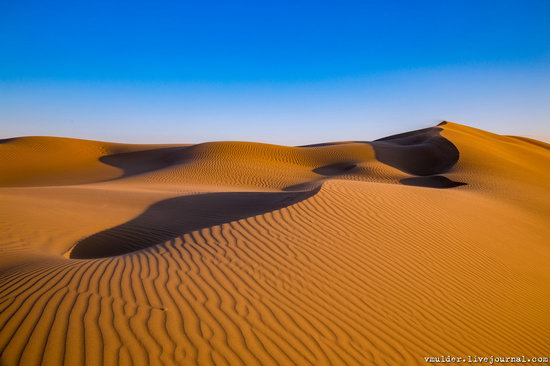 Senek Sands desert in the Mangystau region, Kazakhstan, photo 1