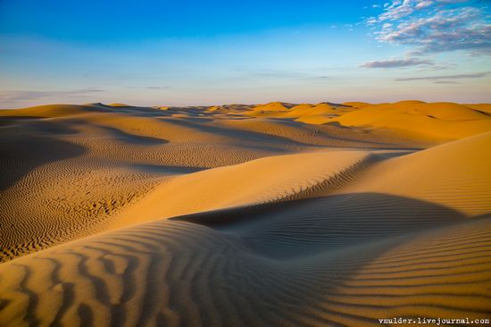 Senek Sands desert in the Mangystau region, Kazakhstan, photo 11
