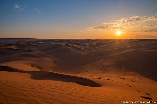 Senek Sands desert in the Mangystau region, Kazakhstan, photo 12