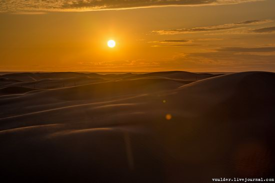 Senek Sands desert in the Mangystau region, Kazakhstan, photo 13
