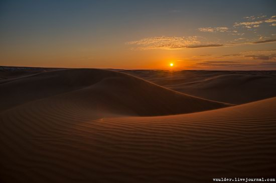 Senek Sands desert in the Mangystau region, Kazakhstan, photo 14