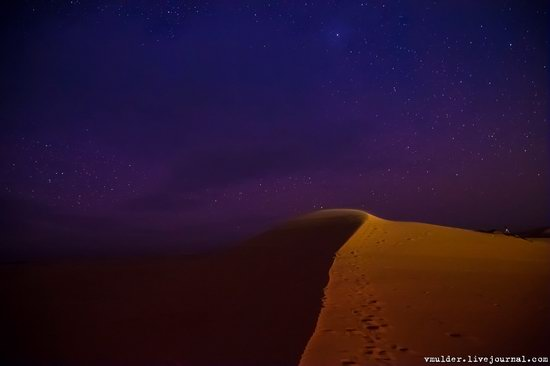 Senek Sands desert in the Mangystau region, Kazakhstan, photo 16