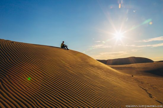 Senek Sands desert in the Mangystau region, Kazakhstan, photo 2