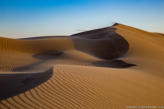 Senek Sands desert in the Mangystau region, Kazakhstan, photo 4
