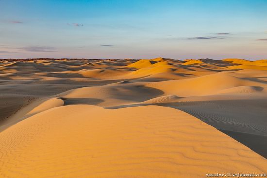 Senek Sands desert in the Mangystau region, Kazakhstan, photo 7