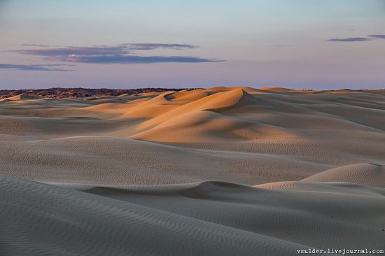 Senek Sands desert in the Mangystau region, Kazakhstan, photo 8