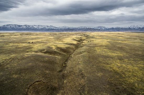Amazing Landscapes of Southern Kazakhstan, photo 1