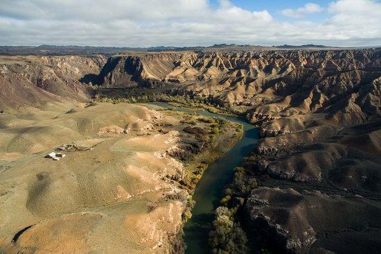 Amazing Landscapes of Southern Kazakhstan, photo 17