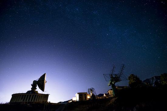 Tien-Shan Astronomical Observatory, Kazakhstan, photo 1