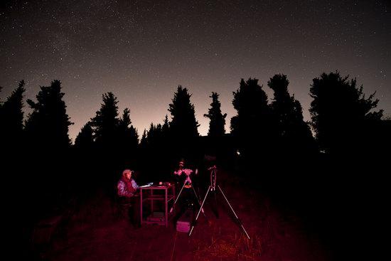 Tien-Shan Astronomical Observatory, Kazakhstan, photo 10