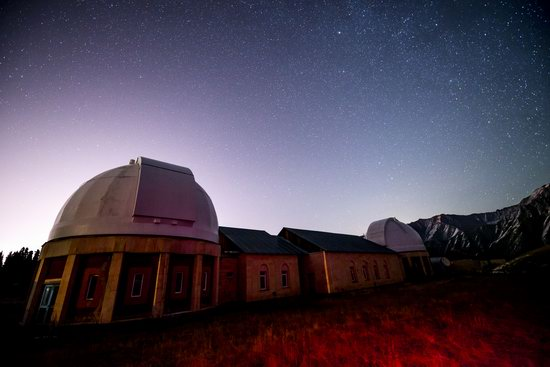 Tien-Shan Astronomical Observatory, Kazakhstan, photo 2