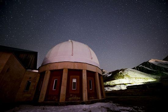 Tien-Shan Astronomical Observatory, Kazakhstan, photo 9