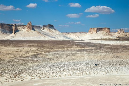 Picturesque Chalk Landscapes of Boszhira, Kazakhstan, photo 22