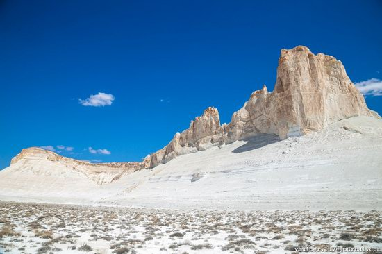 Picturesque Chalk Landscapes of Boszhira, Kazakhstan, photo 23