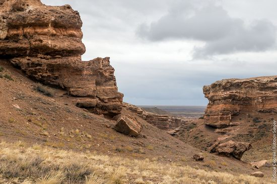 Charyn - the Grand Canyon of Kazakhstan, photo 12