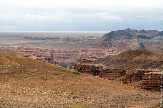 Charyn - the Grand Canyon of Kazakhstan, photo 2