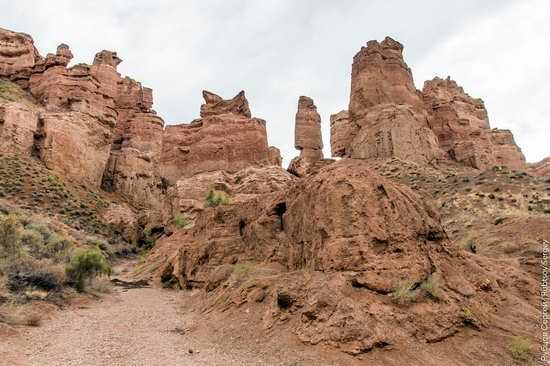 Charyn - the Grand Canyon of Kazakhstan, photo 21
