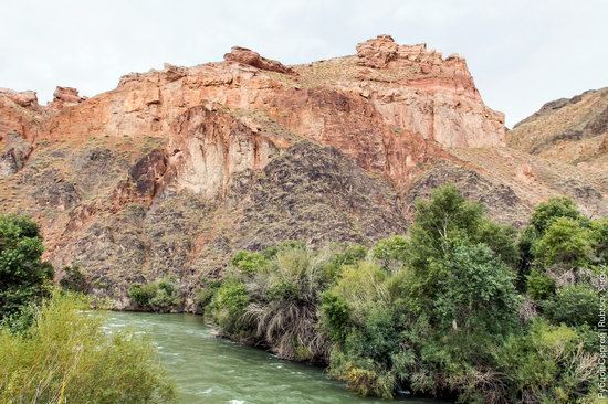 Charyn - the Grand Canyon of Kazakhstan, photo 28