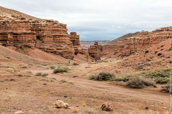 Charyn - the Grand Canyon of Kazakhstan, photo 3