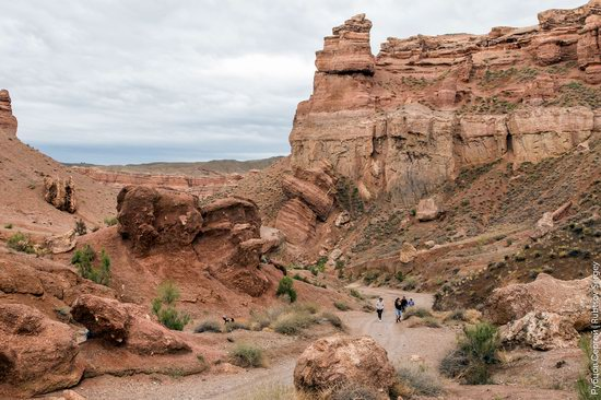 Charyn - the Grand Canyon of Kazakhstan, photo 8