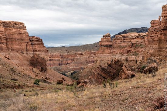 Charyn - the Grand Canyon of Kazakhstan, photo 9
