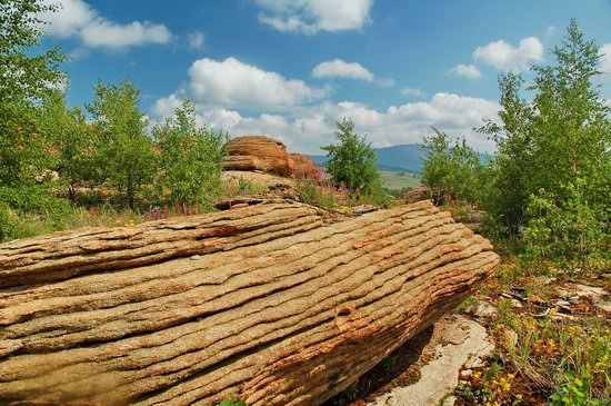 Picturesque Landscapes of the Karkaraly Mountains, Kazakhstan, photo 3