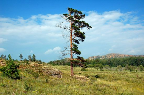 Picturesque Landscapes of the Karkaraly Mountains, Kazakhstan, photo 7
