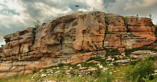 Picturesque Landscapes of the Karkaraly Mountains, Kazakhstan, photo 8