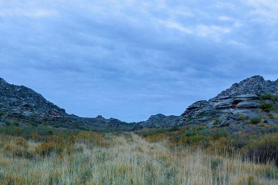 Rocky Scenery of the Arkat Mountains, Kazakhstan, photo 1