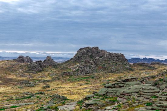 Rocky Scenery of the Arkat Mountains, Kazakhstan, photo 10