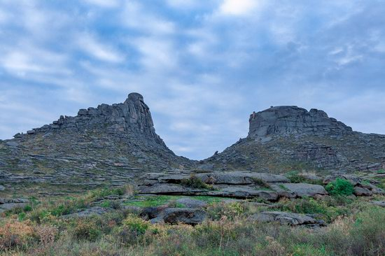 Rocky Scenery of the Arkat Mountains, Kazakhstan, photo 2