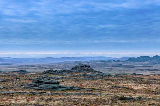Rocky Scenery of the Arkat Mountains, Kazakhstan, photo 7