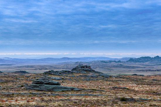Rocky Scenery of the Arkat Mountains, Kazakhstan, photo 7