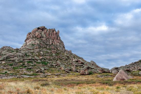 Rocky Scenery of the Arkat Mountains, Kazakhstan, photo 8