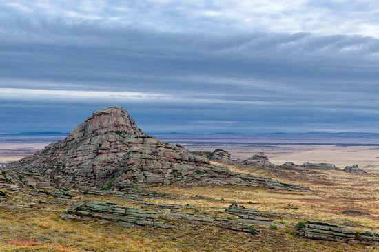 Rocky Scenery of the Arkat Mountains, Kazakhstan, photo 9